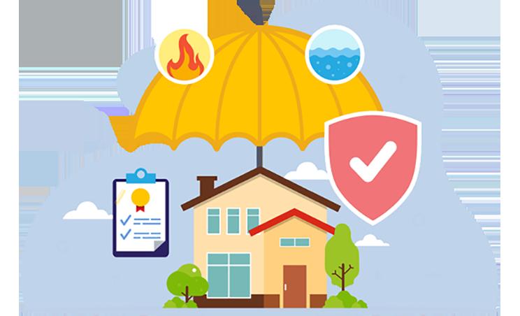 Захисти свій дім від непередбачуванних ситуацій!